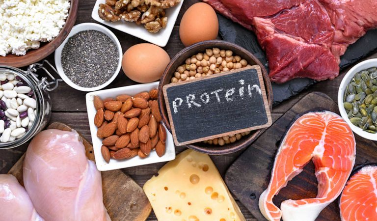 Protein diet: Maintenance and Perfect Menu