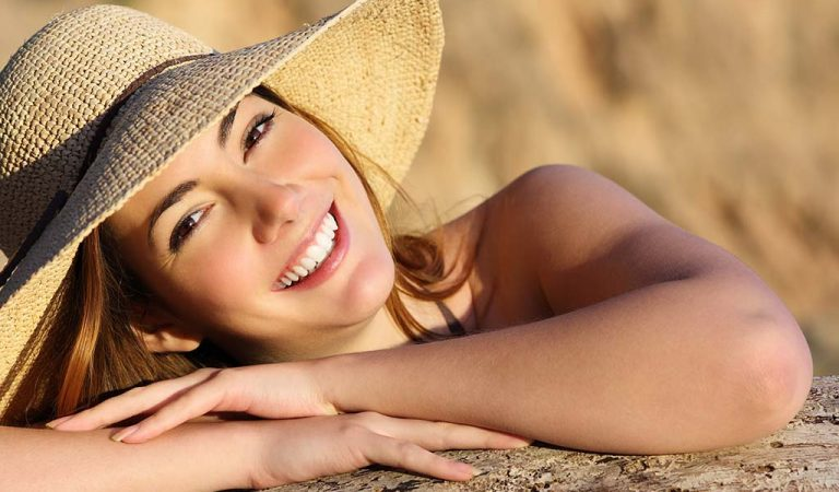 8 tips for taking good care of the skin in summer