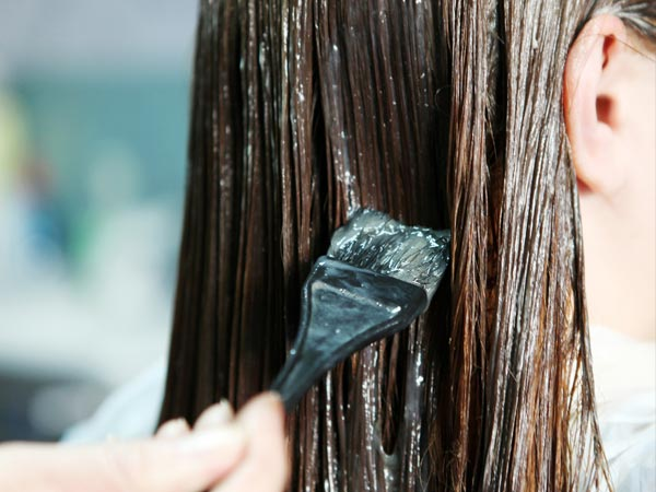 How to discolour hair properly