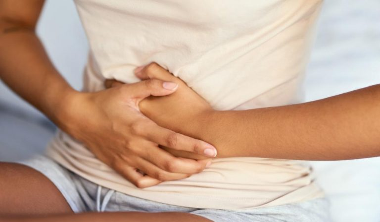 High stomach: What it can be and what to do