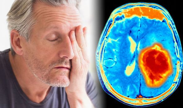 First Signs of Brain Tumour