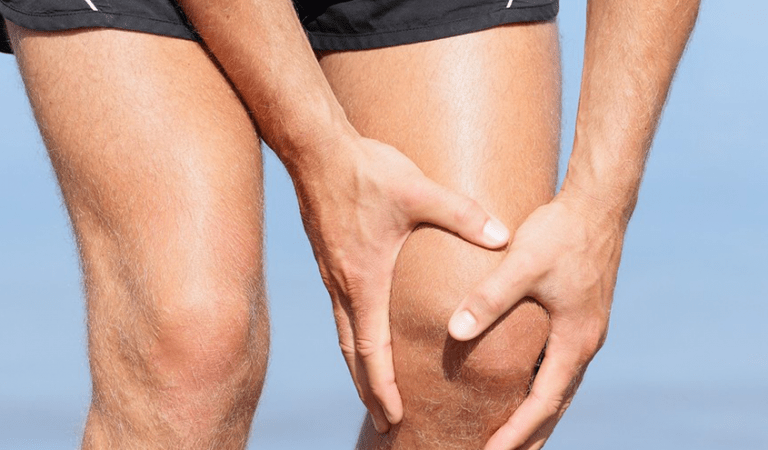What should you do with  deformity of the knee?