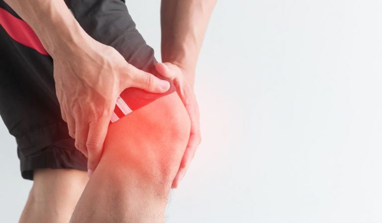 Why does knee pain appear?