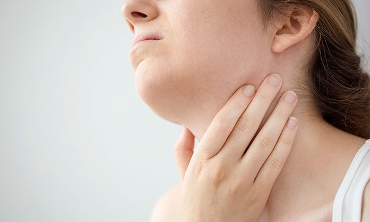 Why do lymph nodes become inflamed?